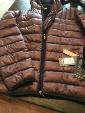 NWT Tommy Hilfiger Natural Duck Down Packable Ultra Loft...