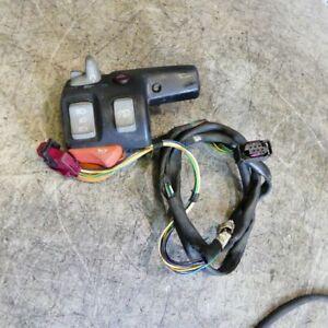 BMW K 1200 Lt Left Handlebar Switch, A010201/31089