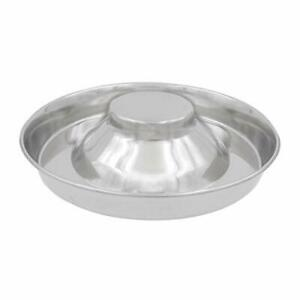 Fuzzy Puppy Pet Products Food & Water Saucer with Raised Center for Puppies &...
