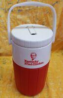 Retro Vintage Kentucky Fried Chicken KFC Drink Cooler Coleman