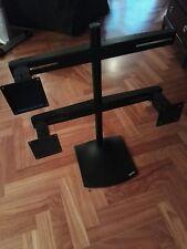 Ergotron DS100 Quad-Monitor Stand (un hors-bord Pince de montage/manquant)