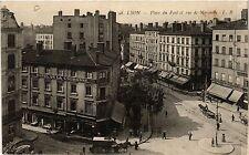CPA Lyon - Place du Pont et rue de Marseille (470203)