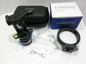 FANOTEC Nodal Ninja Ultimate R10 Panorama head with Nodal Ninja lens ring V2