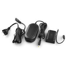 AC Power Adapter DMW-AC8 + DMW-DCC12 DC Coupler for Panasonic Lumix DMC GH3 G3K