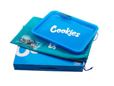 Blue Glow Tray x Cookies w/Battery & Travel Case