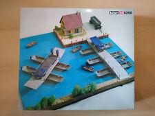 Kibri 8268  1:87 H0 Diorama THW im Einsatz  Neuwertig OVP Bausatz