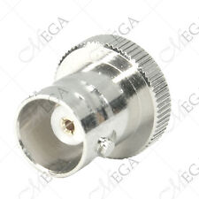 2015 New SMA-male to BNC-female Adaptor + Ring for UV-3R PX-2R TH-F8 (104413)
