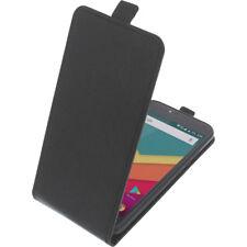 Tasche für UMIDIGI C Note 2 FlipStyle Handytasche Schutz Hülle Flip Case Schwarz
