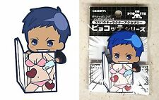 Kuroko's Basketball Pyocotte Daiki Aomine Badge Clip Cospa NAS Licensed New