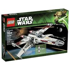 Lego Star Wars UCD 10240 Red Five X-Wing Starfighter