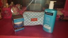 Neutrogena Hydroboost Water Gel 1.7 Oz Body Gel Cream 16 Oz hyaluronic acid lot