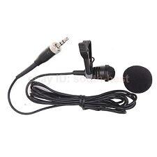 Pro Lapel Lavalier Microphone Mic For Sennheiser SK100 300 500 G1 G2 G3 Wireless