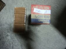 M10 XX FILTRO ARIA AIR FILTER GFE1032 UNIPART MORGAN PLUS EIGHT 3.5 RANGE ROVER