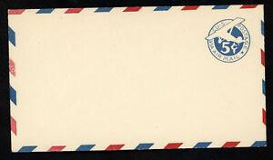 SCOTT UC1 1926 5 CENT AIRPLANE ISSUE BORDER B MINT ENTIRE VF!