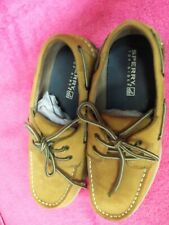 Boys Intrepid Honey Color Shoes - Size 6W -Prev Own