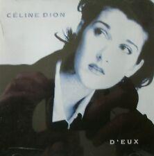 CELINE DION - D'eax  (CD) . FREE UK P+P .......................................