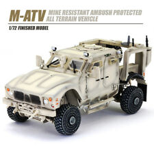 M-ATV Mine Resistant Ambush Protected All Terrain Vehicle 1/72 Armored car MODEL