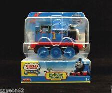 Thomas & Friends Metal Die-Cast Train. Holiday Thomas NIB V8294. Fisher Price