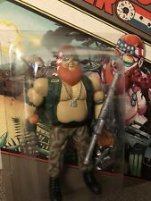 ACTION HERO Bootleg Toy by TRAP TOYS Action Bronson In Hand Limited Edition