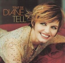 FREE US SHIP. on ANY 2 CDs! NEW CD Diane Tell: Tout De Import
