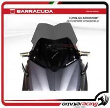 Barracuda cupolino AEROSPORT colore fume' scuro per Yamaha Tmax 530 2012>2016