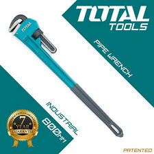 Monkey Pipe Wrench 800mm Heavy Duty Stilson Plumbers Pipe Spanner - Total Tools