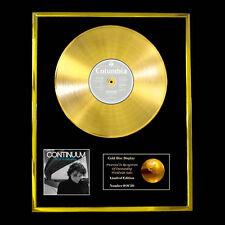 JOHN MAYER CONTINUUM   CD  GOLD DISC FREE P+P!!