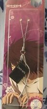 Death Note Light / Ryuk Notebook Official Anime Cell Phone Charm Strap Accessory