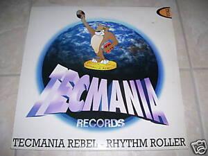 Tecmania Rebel - Rhythm Roller