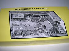 "FINE SCALE MINIATURES #19 ""The I.M.Dunn Co. "" HO kit His last one Lot # 12452"