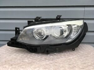2011 2012 2013 BMW 3 Series 328i 335i Coupe LH Headlight Complete W/ Ballasts