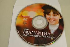 Samantha: An American Girl Holiday (DVD, 2004)Disc Only