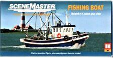HO Scale Walthers SceneMaster 949-11016 Modern Fishing Boat Kit