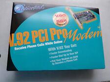 Actiontec 56K Internal PCI Pro Modem PCIV9219-01 Used