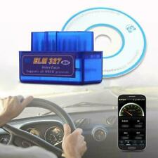 Bluetooth Car Scanner Torque Android Auto Scan Tool Super Mini OBD2 ELM327 V2.1