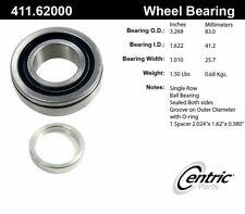 Axle Shaft Bearing-C-TEK Standard Bearings Rear Centric 411.62000E