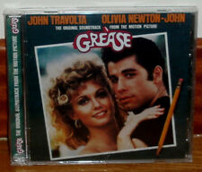 CD BANDA SONORA ORIGINAL GREASE NUEVO PRECINTADO
