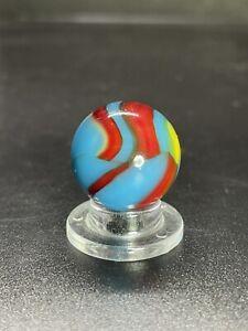 """Peltier NLR Superman Marble PELTIER SUPERMAN Marble Vintage Marble 0.669"""""""