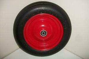"Bye-Bye Buggy Size 4 Fat Tire Passenger REAR FLAT FREE TIRE - 13"" X 2.5"" NEW"