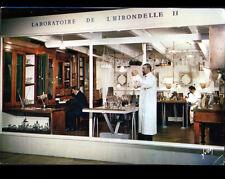MONACO / LABORATOIRE DE L'HIRONDELLE II / MUSEE Dr RICHARD Pr RICHET & PORTIER