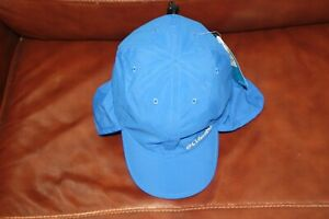 COLUMBIA BLUE OMNI SHADE YOUTH BASEBALL CAP   HAT
