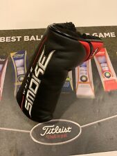 TaylorMade White Smoke Blade Putter Cover Headcover Brand New