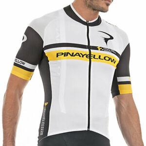 Pinarello Men's Corsa Short Sleeve Cycling Jersey