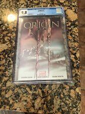 Wolverine Origin II Issue 1 CGC 9.8 Acetate Cover