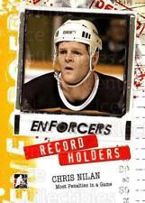 2011-12 ITG Enforcers #25 Chris Nilan