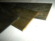 Barra piatta liscia Piattina 70x3 mm in Ottone lunghezza 50cm tornio/fresa brass