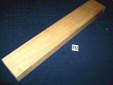 Ahorn  Brett  Holzarbeiten  510 x 85 x 36 mm  Nr. 893