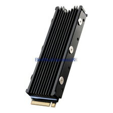 More details for m.2 efficient passive heatsink for nvme/ngff ssd 80mm 2280 fast & free delivery!