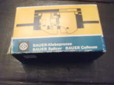 Bauer Klebepresse Super 8 * film splicer