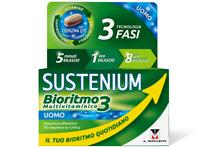 SUSTENIUM BIORITMO3 UOMO ADULTO 30 COMPRESSE